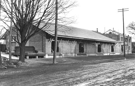 LSMS Hillsdale Freight House